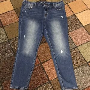 Old Navy Rockstar Super Skinny Jeans - Short